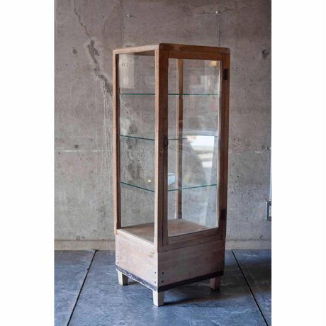 【レンタル中】木枠ガラスショーケース