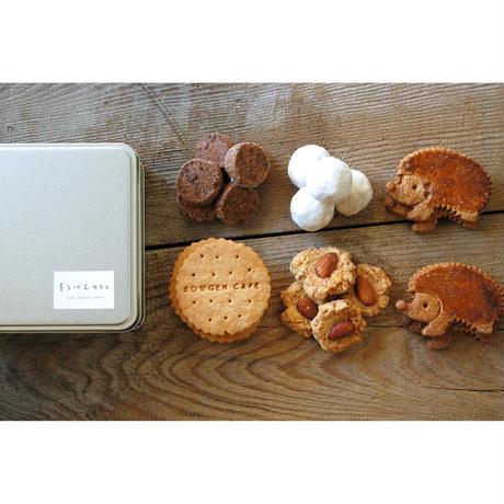 そうげんカフェ|クッキー缶(5〜6種の詰め合わせ)