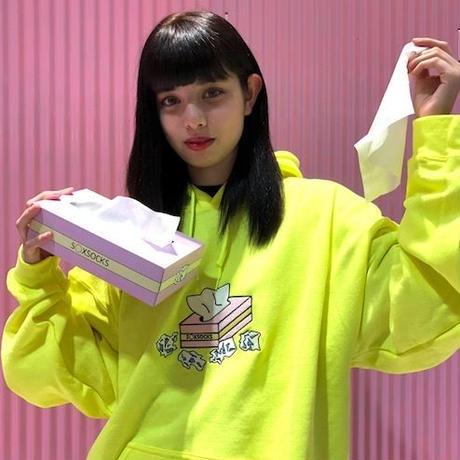 マストアイテムPARKA🍌light yellow