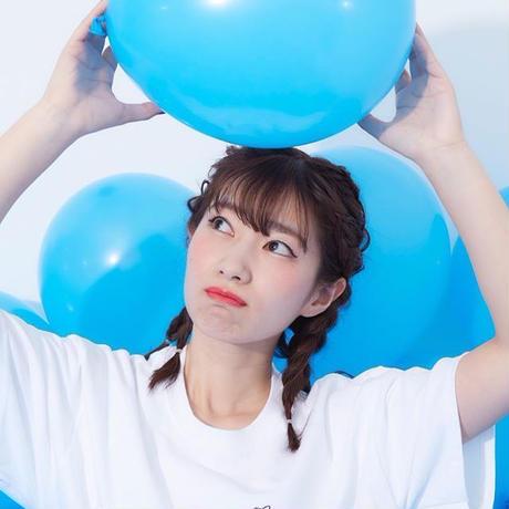 Ai-chan × マストアイテムT-SHIRTS💠white