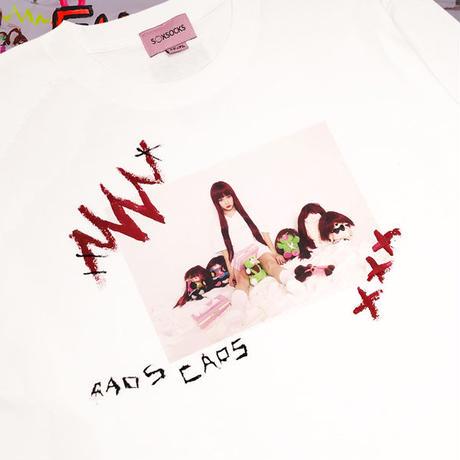 ナツカちゃんの世界観詰め込みロンT❤️1万円分ペイントver.1