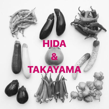 おまかせ旬野菜セット 【飛騨市&高山市 お届け便】