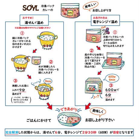 【甘口】夏野菜ドライカレー