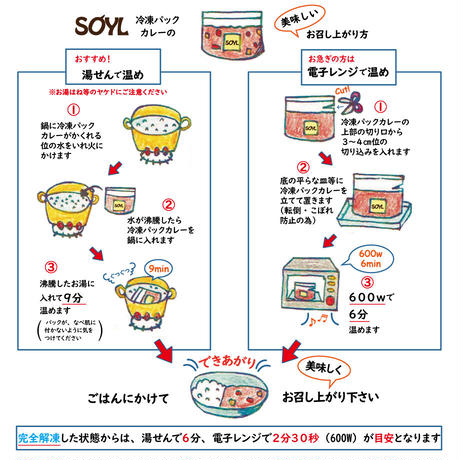 【定番9種類 お試しセット(9種類×1食)】