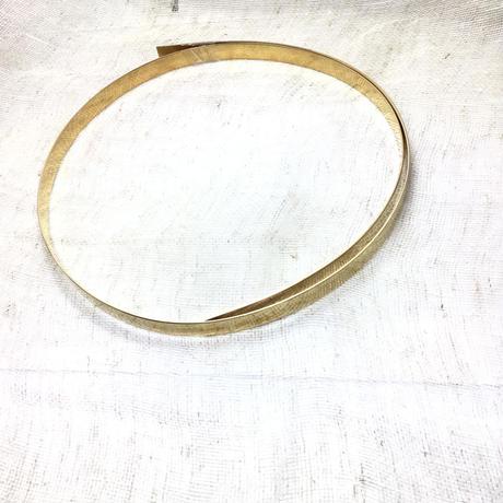 土瓶ツル製作用真鍮帯板