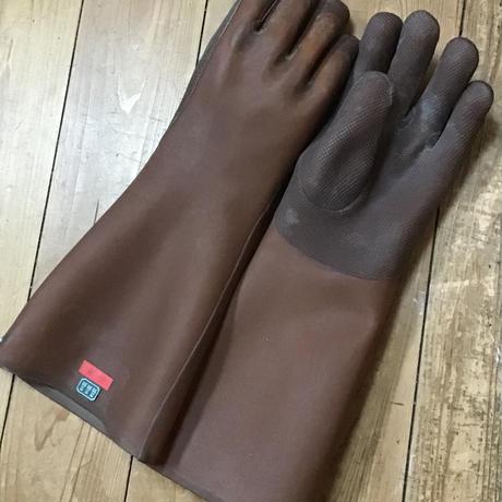 ミツウマ ゴム手袋