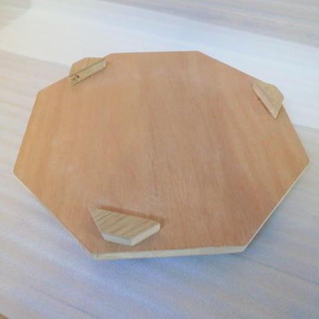八角カメ板小板セット