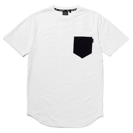 POINT POCKET ROUND TEE