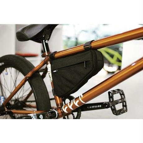 AGHARTA×SPACEARK BIKE BAG BLK