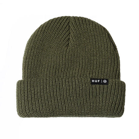 HUF USUAL BEANIE LODEN