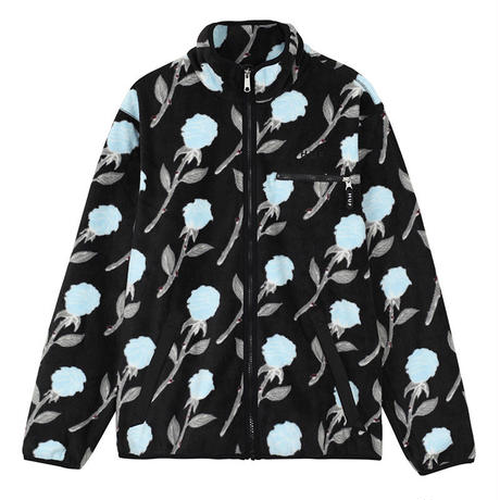 FAREWELL FLEECE JACKET BLACK