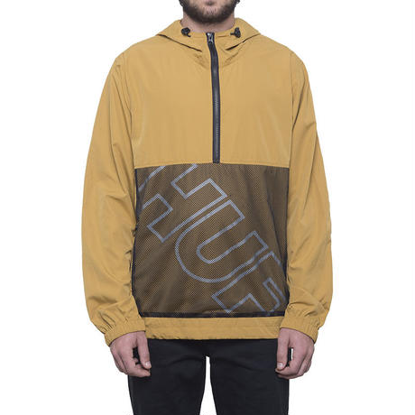 WIRE FRAME ANORAK HONEY MUSTARD