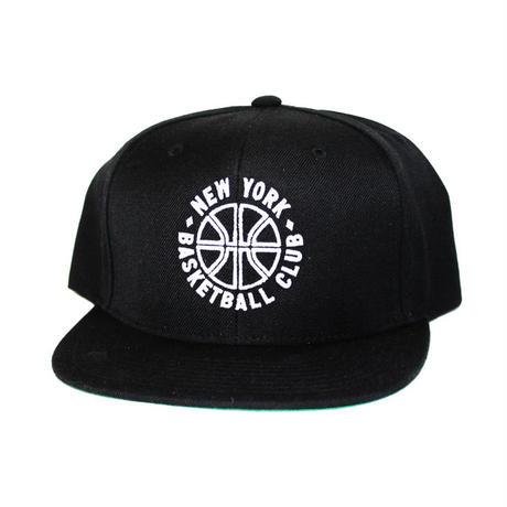 【日本未発売】NEW YORK BASKETBALL CLUB Snap Back Cap