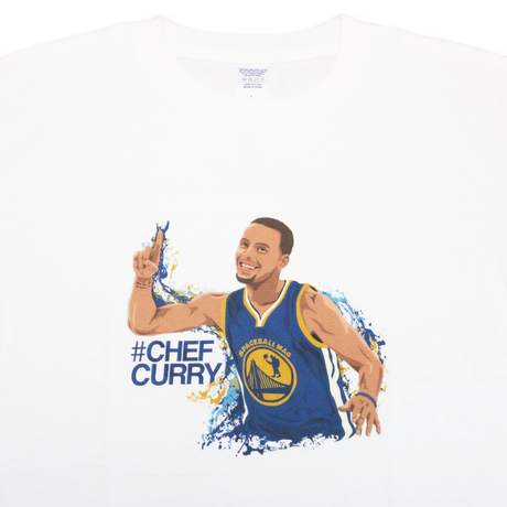 #CHEFCURRY TEE