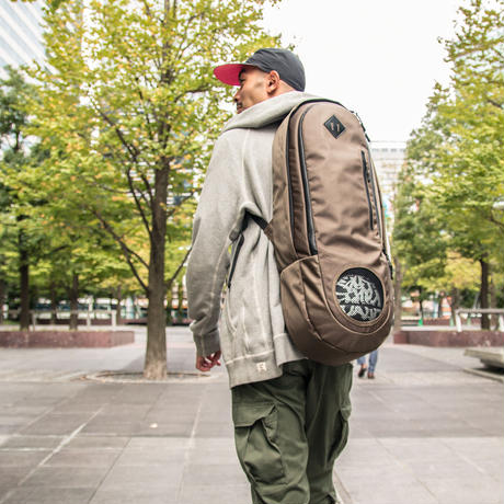 "SpaceBall Mag × TACHIKARA ""CITY BALL PACK 001""  -Khaki-"