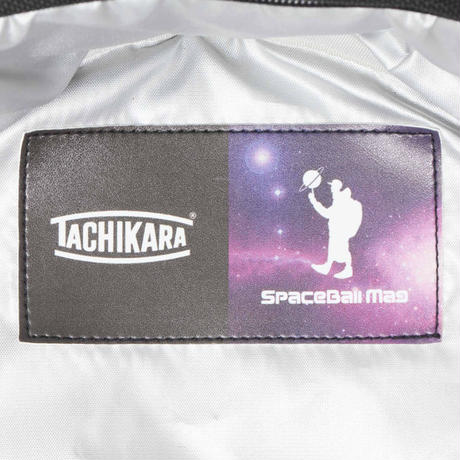 "APPLEBUM × SpaceBall Mag × TACHIKARA ""CITY BALL PACK"" -BLACK-"