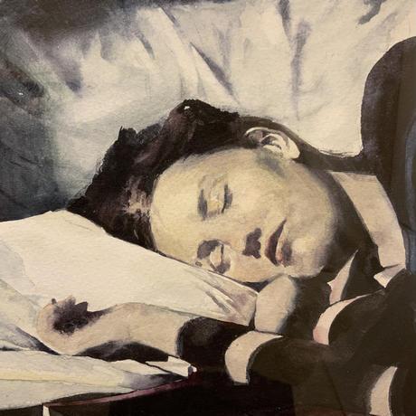 荻原美里「Sleeping person」ogihara misato