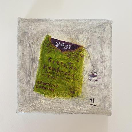 yoshiko abe「23. green tea」