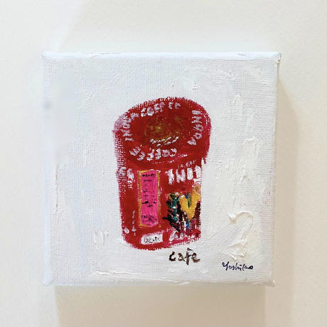 yoshiko abe「11.コーヒー缶」