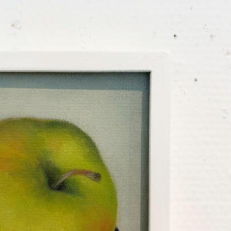 民野宏之 「青りんご」原画
