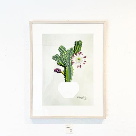 山田博之「足らないものは 足さない」原画