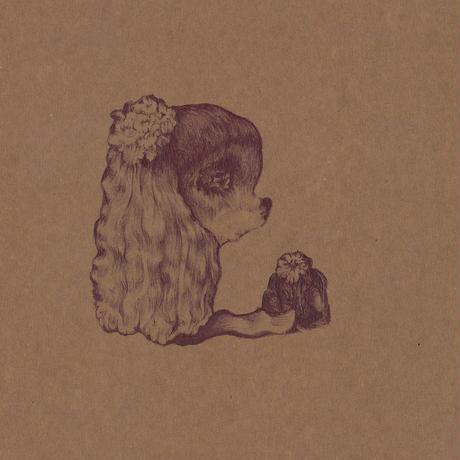 中村幸子「DOG 1」  原画