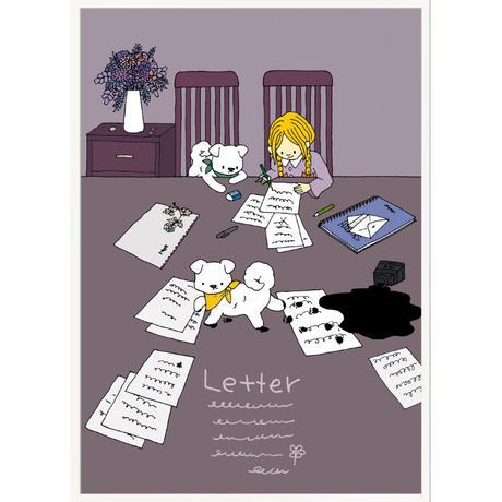 高田茂和 <B3サイズ>ポスター作品②