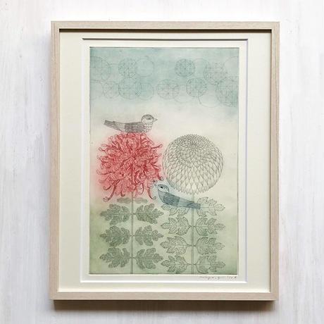山田ミヤ「祝い菊」