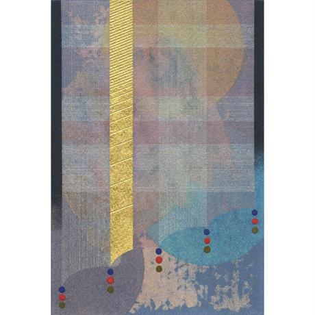 卯月俊光「 curtain #2」  原画作品