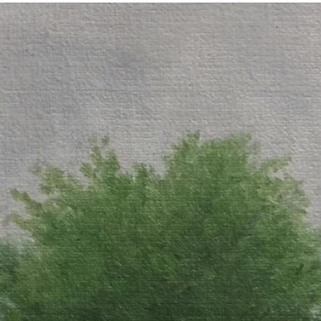 民野宏之 「そもくや風景 」原画