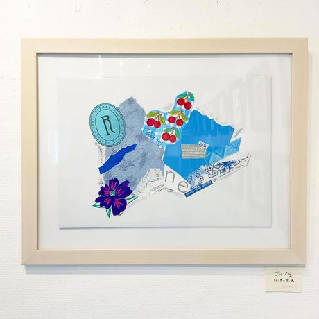 政岡勢津子「Jury」  setsuko masaoka