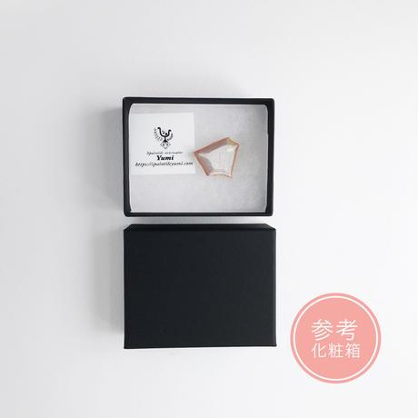 ブートニエールピン《化粧箱入り/ハンドメイド/オリジナル》