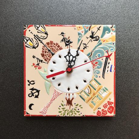 【予約商品】神戸風景時計-遊覧-