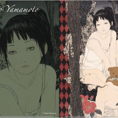 Takato Yamamoto Original Clear-folder [SWEET TIMES]