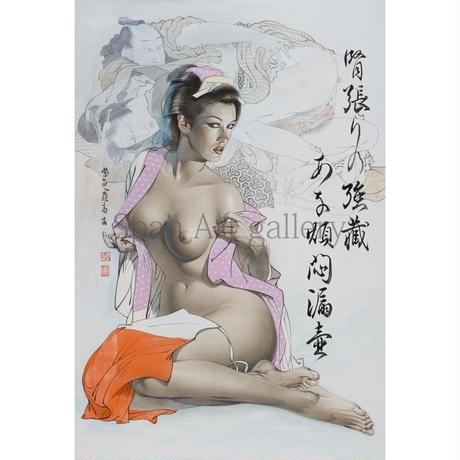 Hajime Sorayama Giclee Print #014