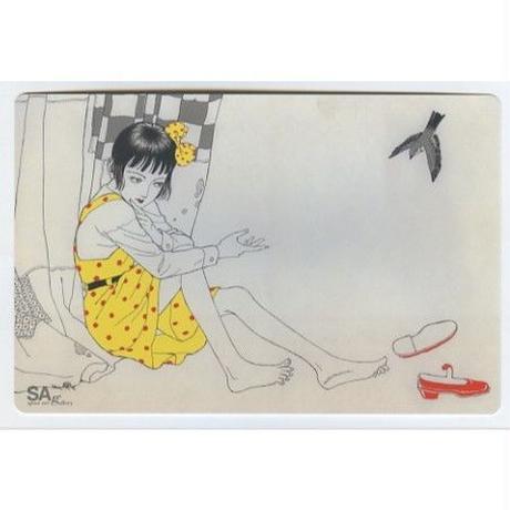 Suehiro Maruo Postcard Set Box No.1  [Shojo-Tsubaki]