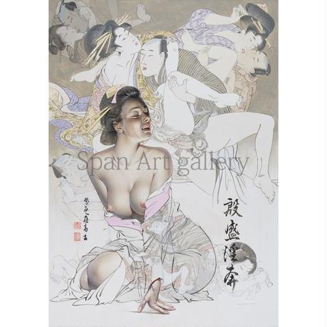 Hajime Sorayama Giclee Print #013