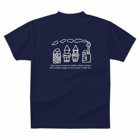 スパリゾートプレジデント公式ドライTシャツ~サイズS~