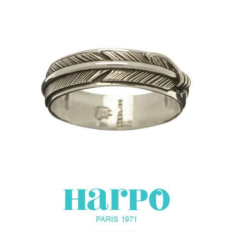 HARPO ハーポ【NAVAJO FEATHER RING BAW49】ナバホ フェザー リング