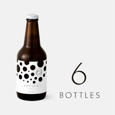 ROCOCO Tokyo WHITE   6 Bottles