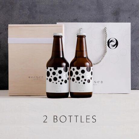 ROCOCO Tokyo WHITE   Gift Box (2 Bottles)