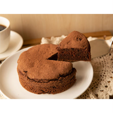 おうちでつくるチョコレートケーキ