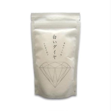白いダイヤ 100g ミネラル工房 [ゆうパケット] [越後塩] 新潟特選品シリーズ