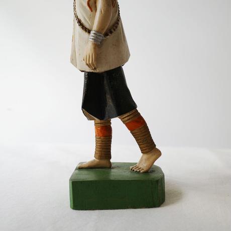 木彫のオブジェ
