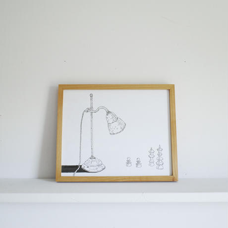"Naoya Enomoto     ""lamp"""