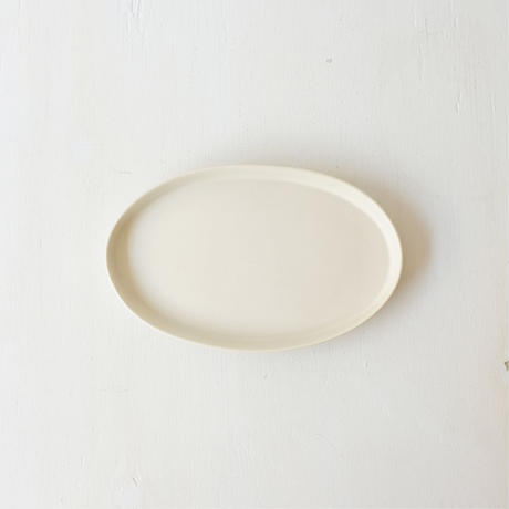 〈TRAM〉OVAL PLATE (S)