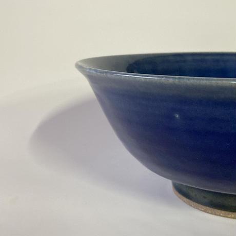 丼鉢(7寸/約21㎝)内外呉須 (08)