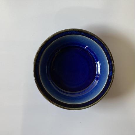 縁付深皿(6寸/約18cm)呉須 (10)