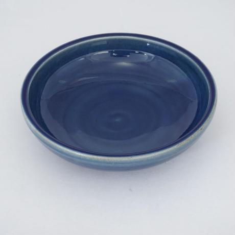 深皿(7寸/約21㎝)呉須 (02)