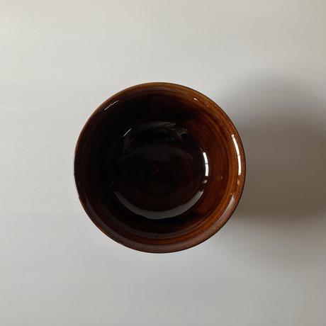 丼鉢(6寸/約18~19㎝)内外飴 (08)